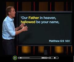 Model Prayer Video
